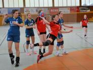 Handball: Frauen Landesliga: TVG rettet trotz Heimniederlage die Liga.