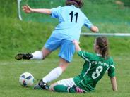 Frauen Bezirksliga Nord: Fußball FC Horgau gegen SG SC Biberbach