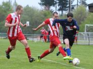 A-Klasse Augsburg Nordwest: Fußball SpVgg Deuringen gegen TSV Ellgau