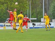 Fußball: Bezirksliga Nord: Lauingen mit Rumpfelf zum Kantersieg und Gäste in der Tabelle überholt -  Platz 5
