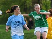 Frauenfußball: TSV Binswangen wehrt sich gegen den Spitzenreiter