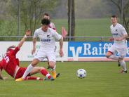 Fußball-Nachlese I: Aindling bastelt am Kader