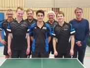 Tischtennis: Weißenhorn macht es spannend