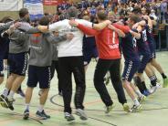 Handball: Noch zwei Tänze bis zur Bayernliga