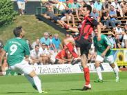 Fußball-Landesliga: Steger wird ein Schwabe