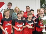 Jugendfußball: Ein Festtag für den Nachwuchs