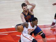 Basketball: Dritte klare NBA-Niederlage für Schröder mit Atlanta