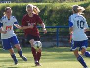 Frauenfußball: Türkheim tut sichgegen Kellerkinder schwer