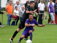 Fußball, Kreisliga: Diesmal nur nicht unterkriegen lassen
