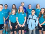 Schwimmen: Mindelheimer beenden ihre Hallensaison