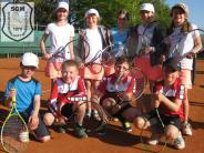 Tennis: Aichacher Damen triumphieren im Lokalderby