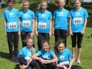 Leichtathletik: Starker weiblicher Nachwuchs
