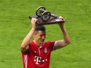 Bundesliga: Nach 39 Jahren: Lewandowski knackt die 30-Treffer-Marke