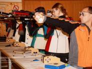 Schießen: Die Ergebnisse des 23. Finalturnieres um den Landkreispokal der Schützen