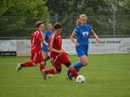 Frauenfußball: Die Tore erzielen die anderen