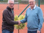 Tennis: Kantersieg und neuer Boss