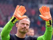 FC Augsburg: Alexander Manninger absolviert Probetraining beim FC Liverpool