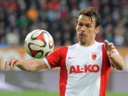 FC Augsburg: FCA in Nürnberg: Markus Feulner kann nur zuschauen