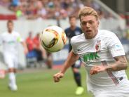 FC Augsburg: Esswein will beim FCA bleiben