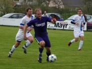 Fußball, Kreisliga: Nur noch ein Spiel bis zur großen Sensation