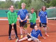 Tennis: Keine Pfingstpause für die Jüngsten