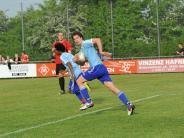 Fußball: Kreisliga B 5: Nach  Lokalderby für Staufen nichts Ganzes und nichts Halbes für die Relegation