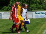 Fußball: Bezirksliga Nord: Lauingen beendet Saison mit  Heimsieg und Tabellenplatz 5