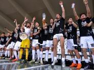 Fußball SSV Ulm: Fast 4000 Zuschauer bei Meisterfeier im Donaustadion