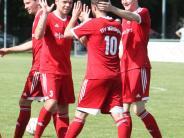Fußball-Kreisliga Nord: Jubel und Enttäuschung dicht beieinander