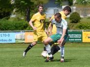 Kreisliga Augsburg: TSV Diedorf schließt mit Derbysieg ab