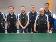 Tischtennis: Zurück in der Bezirksliga
