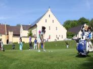 Golf: Titelverteidiger will den Heimvorteil nutzen