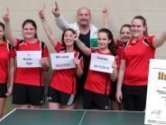 Tischtennis: Die Mädchen sind das Aushängeschild