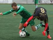 Bayernliga-Relegation: Einer wird in die Knie gehen
