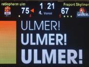 Basketball Ulm Playoffs: Zweiter Sieg im Halbfinale gegen Frankfurt