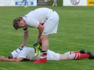 Kreisliga-Relegation: Fußball TSV Firnhaberau gegen TSV Herbertshofen
