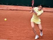 Tennis: Tennis-Quartett will in dritte French-Open-Runde