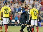 Fußball: Zweiter Testsieg für Klinsmanns US-Team