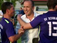 Fußball: Unbändige Freude nach dem Spiel