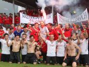 Fußball: Bezirksliga-Aufstieg: Das sind Hollenbachs Feierbiester
