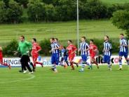 Fußball: Relegation Aufstieg zur...: SG Bächingen/Medlingen II verpaßt die Revanche vom Mittwoch