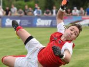 Fußball-Relegation: TSV Meitingen muss sich strecken
