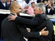 FC Bayern: Ancelotti will mit Vorgänger Guardiola sprechen