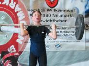 Gewichtheben: Ein junger Türkheimer ist schon Seriensieger
