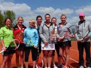 Tennis: Donnerwetter, die Wertinger!