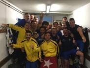 Landesliga-Relegation: Senden nimmt die erste Aufstiegshürde