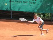 Tennis: Mertingens Herren weiter unbesiegt