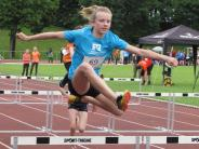 Leichtathletik: Alle Hürden übersprungen