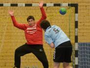 Handball: Ein Torwart übernimmt das Kommando
