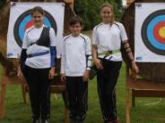 : Junge Bogenschützen trumpfen auf